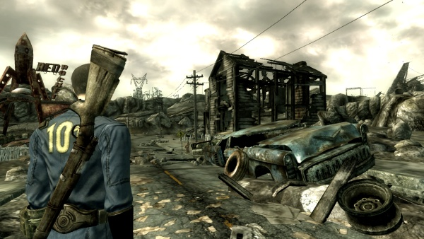 Does Clover respawn in Fallout 3 if I accidentally  her