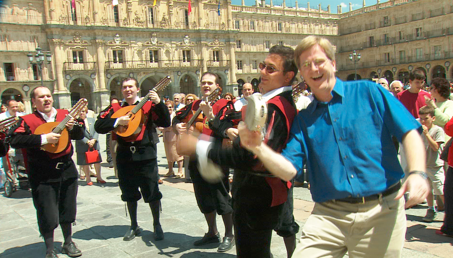 rick steves traveling spains fast