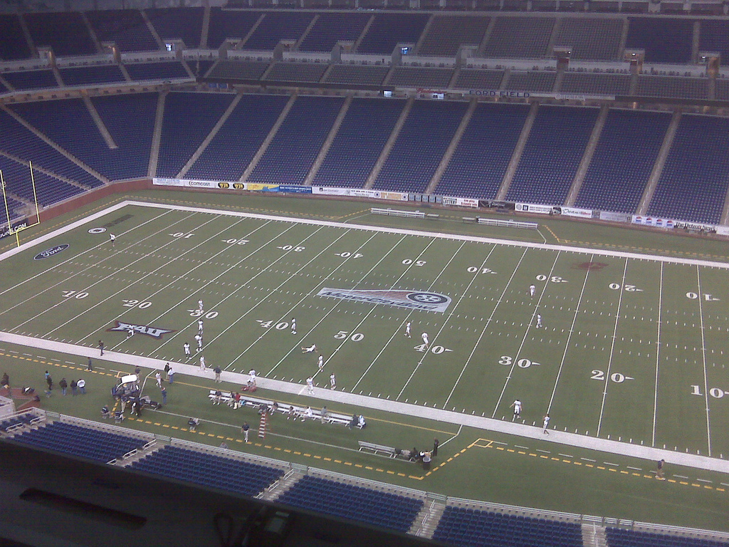 Ford Motor City Bowl