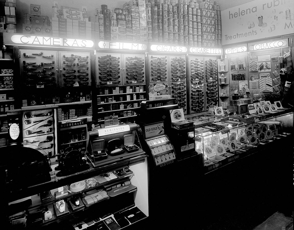 Eckerds Drug Store 1941