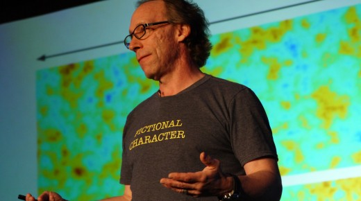 Lawrence Krauss, Our Hollywood Hulga